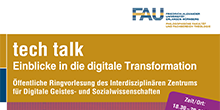 "Zum Artikel ""tech talk. Einblicke in die digitale Transformation"""