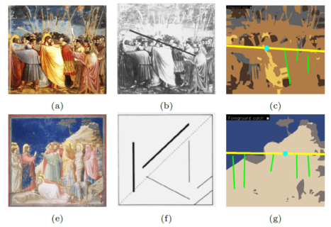 "Zum Artikel ""Understanding Compositional Structures in Art Historical Images using Pose and Gaze Priors"""